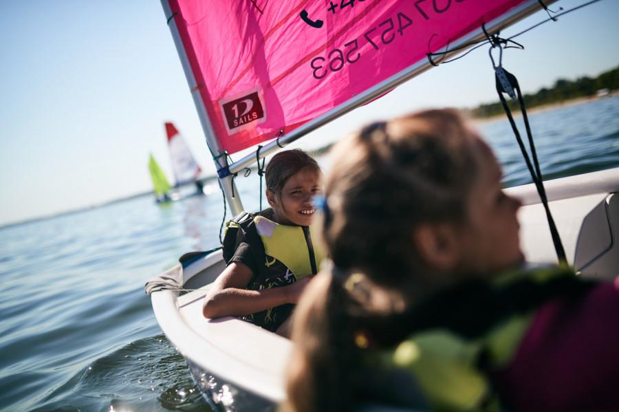 Półkolonie żeglarskie OPTymist Sopot 2021 Bon Turystyczny: zdjęcie 87032017