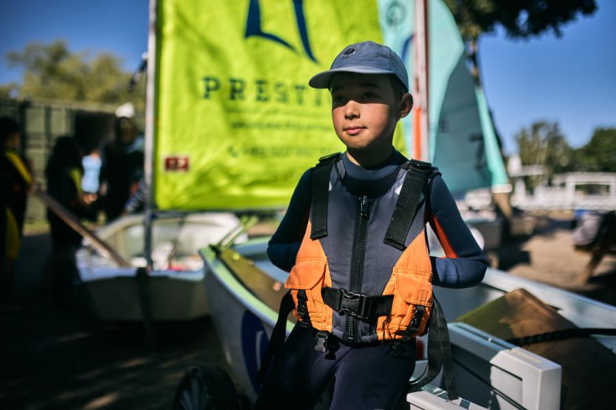 Półkolonie żeglarskie OPTymist Sopot 2021 Bon Turystyczny: zdjęcie 87032021