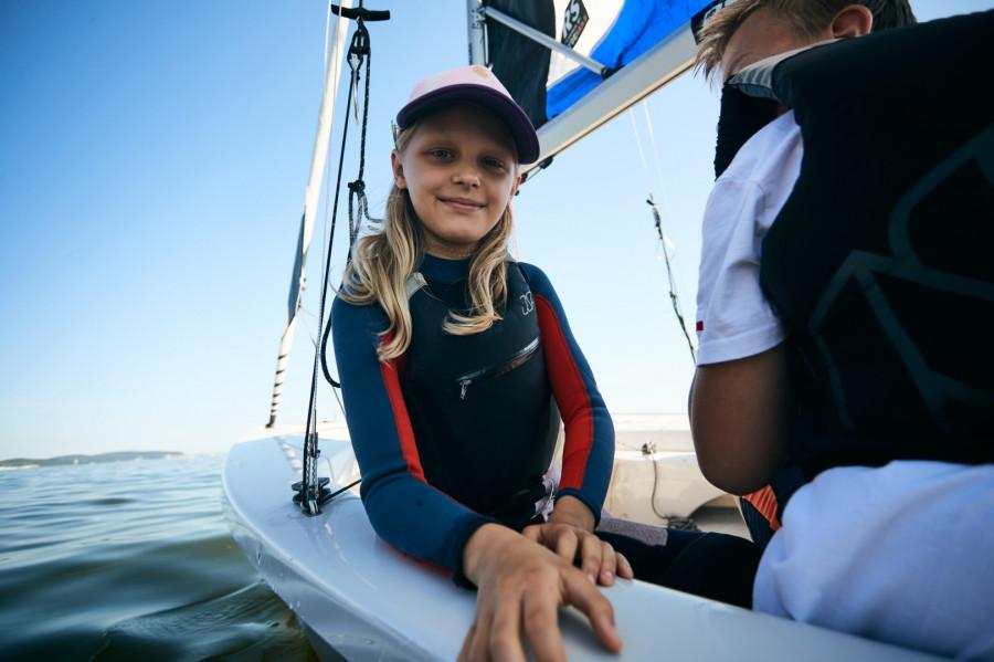 Półkolonie żeglarskie OPTymist Sopot 2021 Bon Turystyczny: zdjęcie 87032024