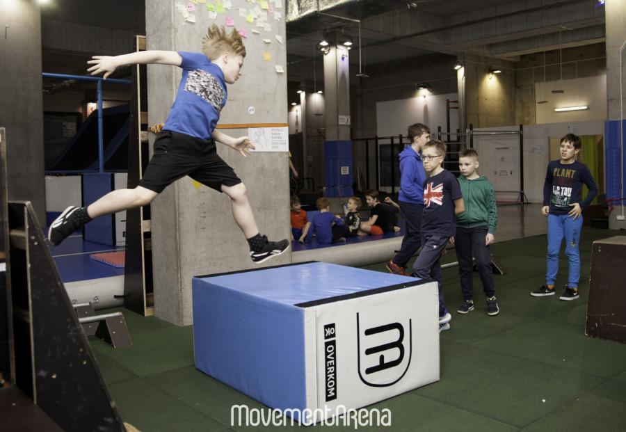 Zajęcie Sportowe Parkour - dla dzieci, młodzieży i dorosłych: zdjęcie 82303514