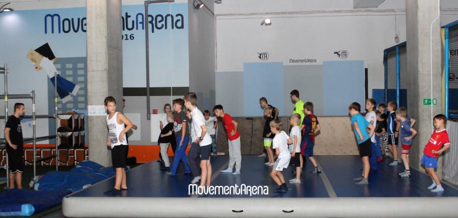 Zajęcie Sportowe Parkour - dla dzieci, młodzieży i dorosłych: zdjęcie 82303520
