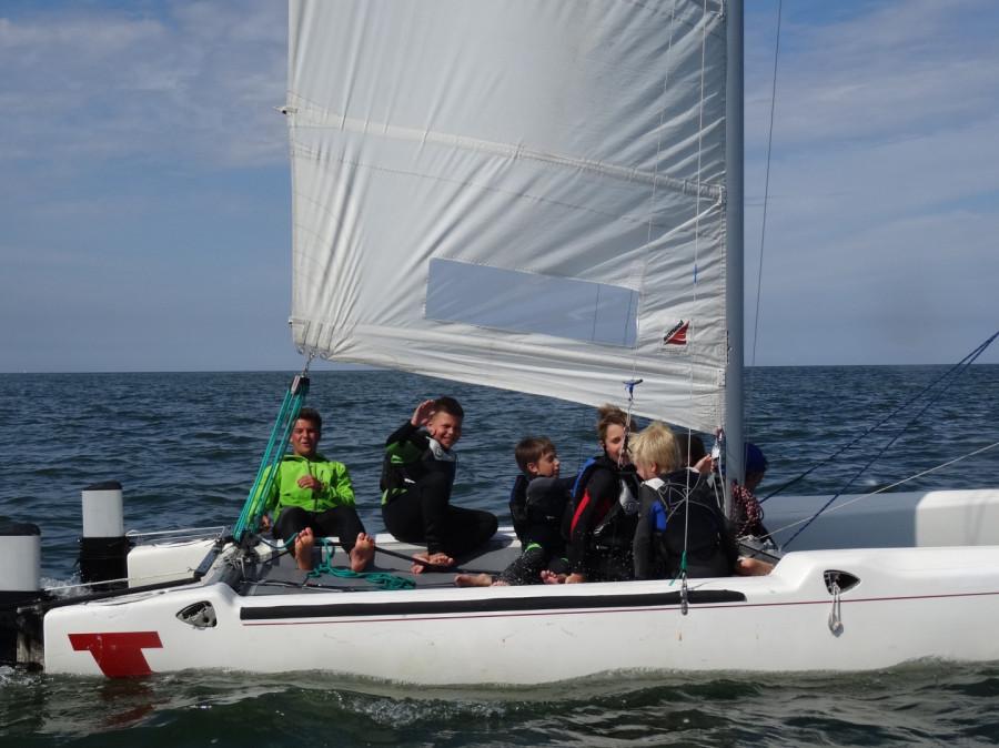 3/4 kolonie żeglarsko - sportowe: zdjęcie 82448027