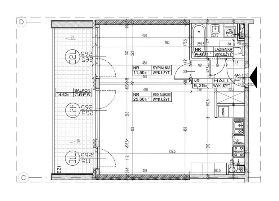 Kuchnie na wymiar / szafy do zabudowy / meble na wymiar KuchnieGE: zdjęcie 82579875