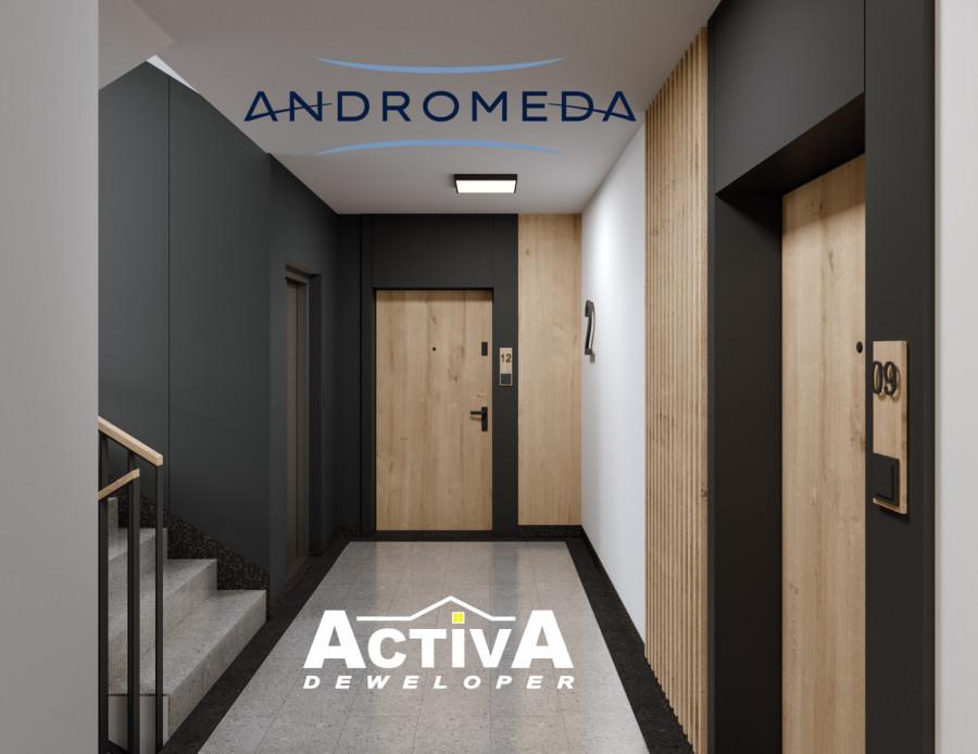 Andromeda - Activa Deweloper - B2.07A termin realizacji I kwartał 2022