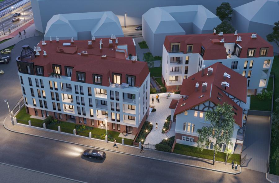 Ostatnie mieszkanie 4-pokojowe w Kamienicach H. Kołłataja -B.1.1: zdjęcie 86139627