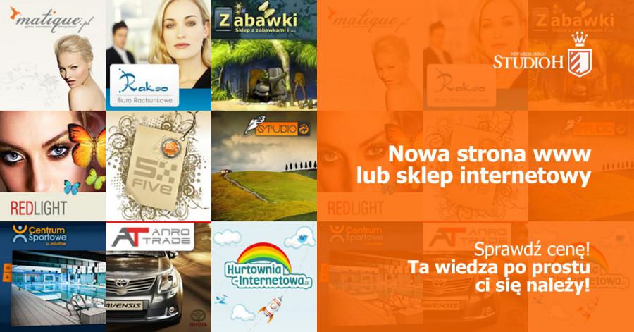 Nowoczesna i profesjonalna Strona www lub Sklep internetowy: zdjęcie 82798392