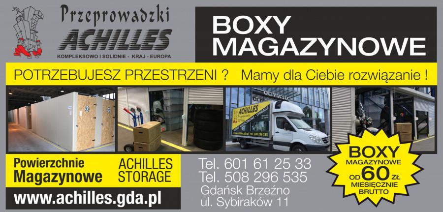 Boksy magazynowe, self storage, magazyn, przeprowadzki, magazyny,: zdjęcie 83007712