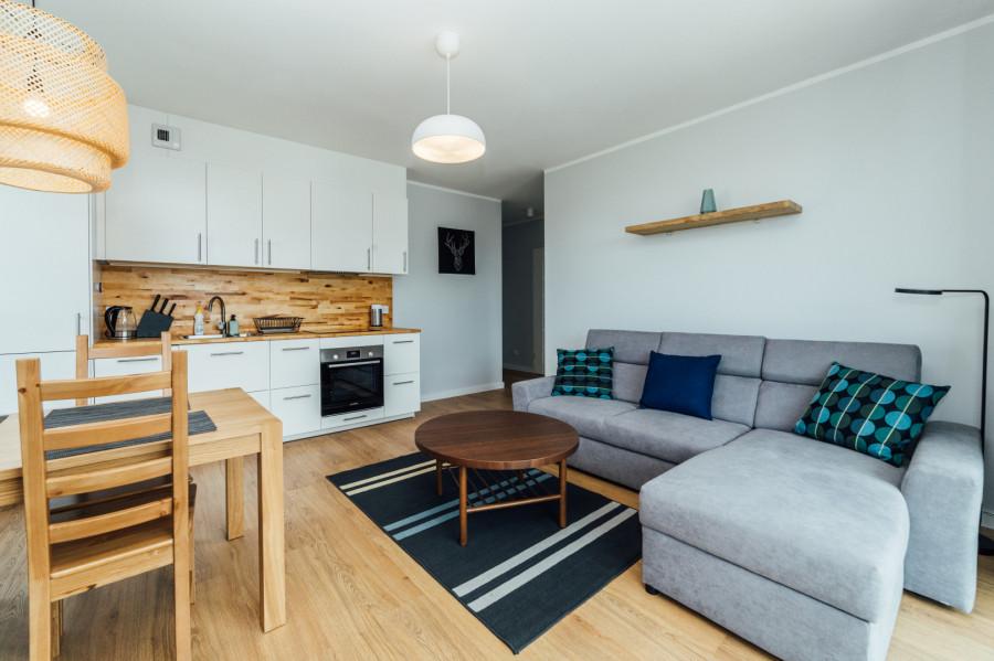Apartament 3 pokoje, 2 sypialnie plus miejsce w garażu.: zdjęcie 83081636