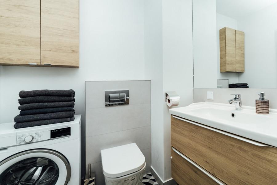 Apartament 3 pokoje, 2 sypialnie plus miejsce w garażu.: zdjęcie 83081647