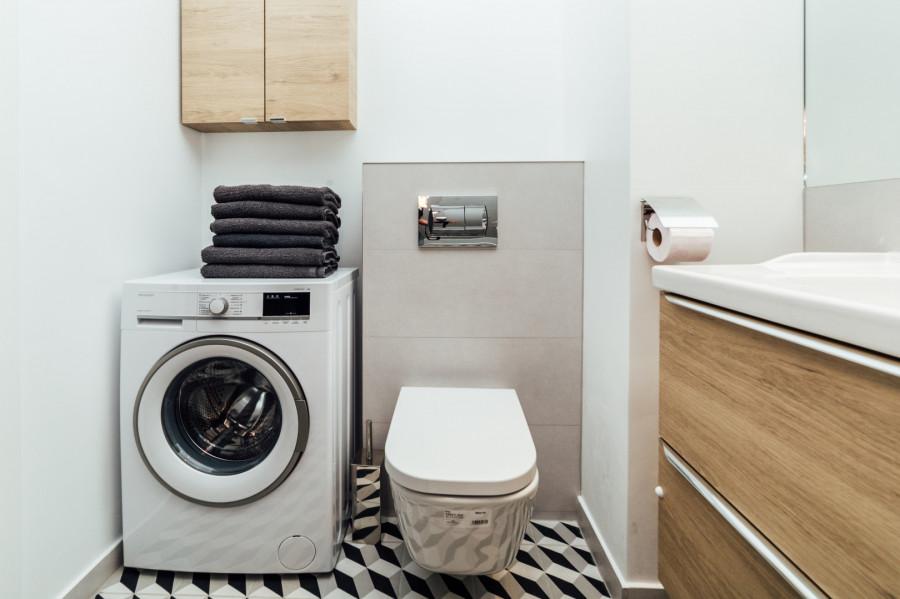 Apartament 3 pokoje, 2 sypialnie plus miejsce w garażu.: zdjęcie 83081648