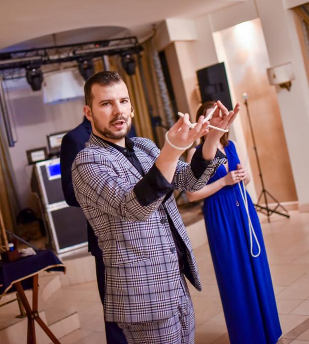 Iluzjonista na wesele - Tomasz Jusza: zdjęcie 83124180