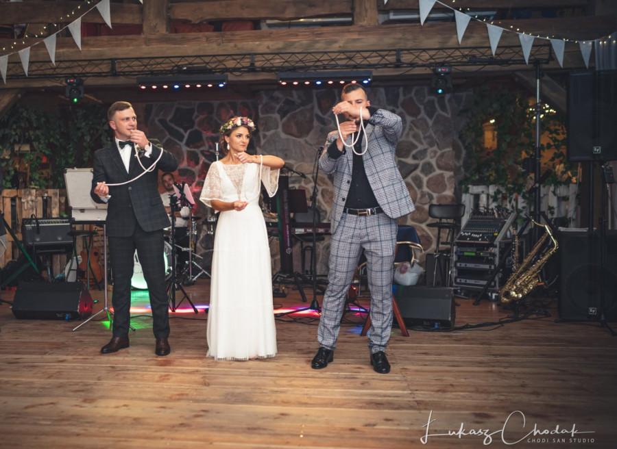 Iluzjonista na wesele - Tomasz Jusza: zdjęcie 84400185