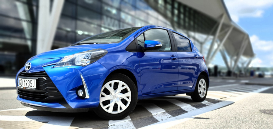 wynajem Toyota Yaris 1.5: zdjęcie 83150925