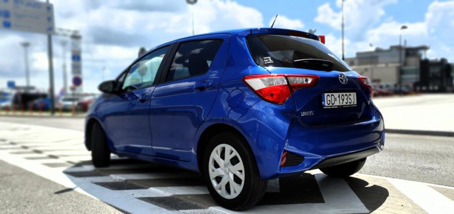 wynajem Toyota Yaris 1.5: zdjęcie 83150928