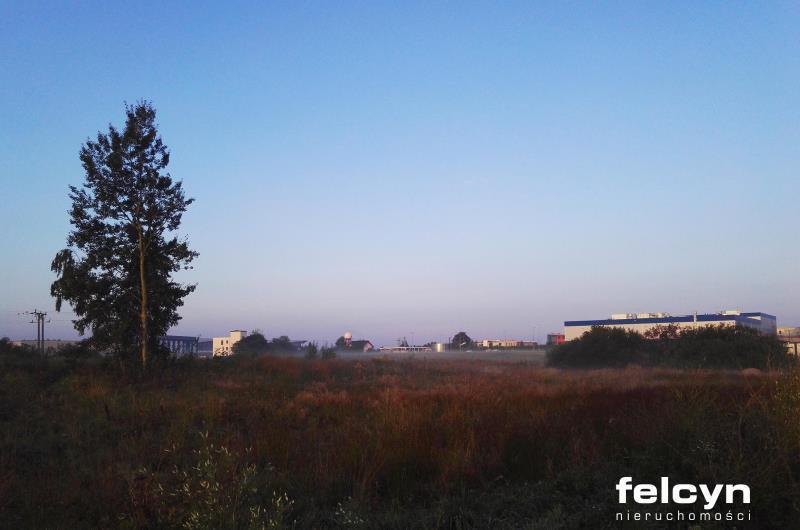 Działka produkcyjno-usługowa, ul. Słowackiego: zdjęcie 83506498