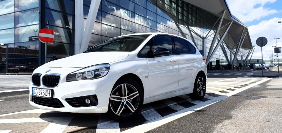 BMW 216d wynajem: zdjęcie 83559254