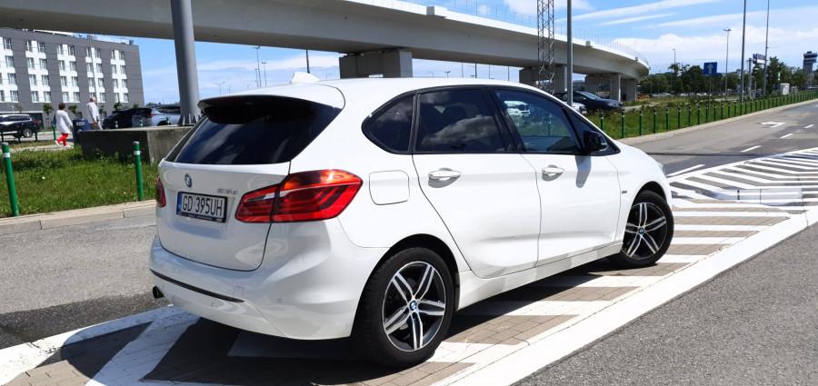 BMW 216d wynajem: zdjęcie 83559257