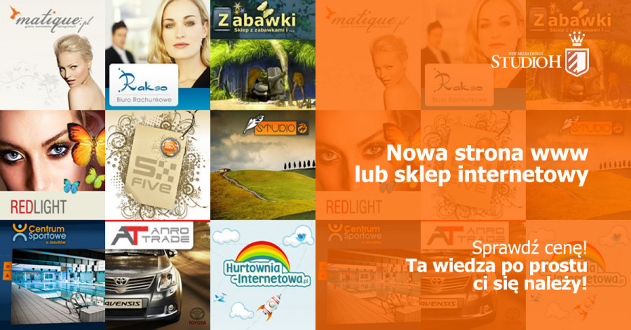 Profesjonalna Strona www lub Sklep internetowy z dedykowaną grafiką !: zdjęcie 83823352