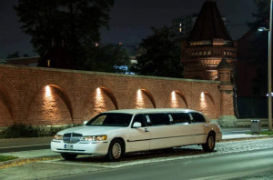 Limuzyna Lincoln Town Car