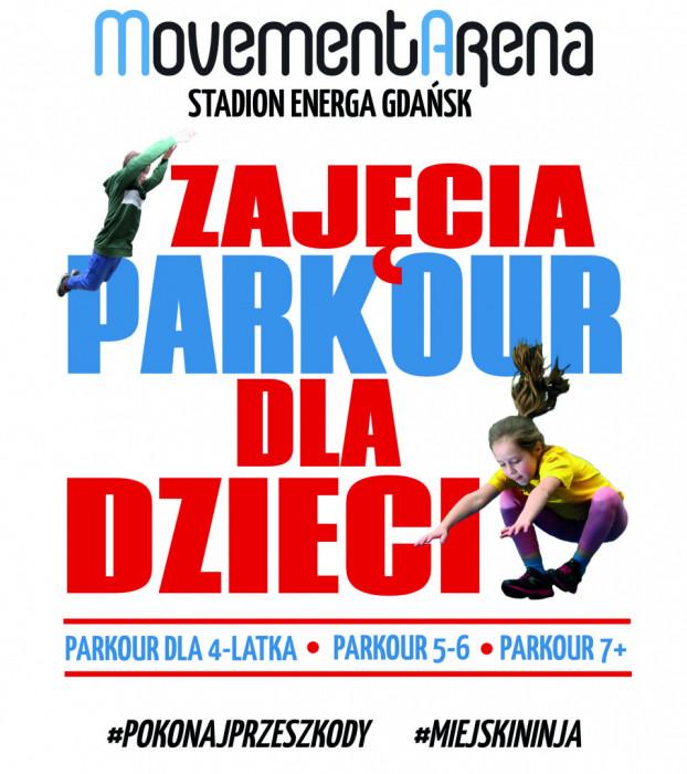 Zajęcia Sportowe Parkour