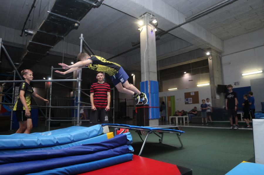 Zajęcia Sportowe Parkour: zdjęcie 84148412