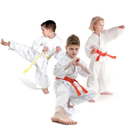 Treningi JUDO dla dzieci