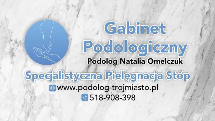 Podolog Gdynia Natalia Omelczuk Specjalistyczna Pielęgnacja Stóp: zdjęcie 84721225