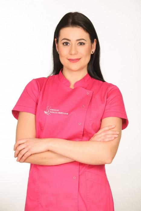 Podolog Gdynia Natalia Omelczuk Specjalistyczna Pielęgnacja Stóp: zdjęcie 85972657
