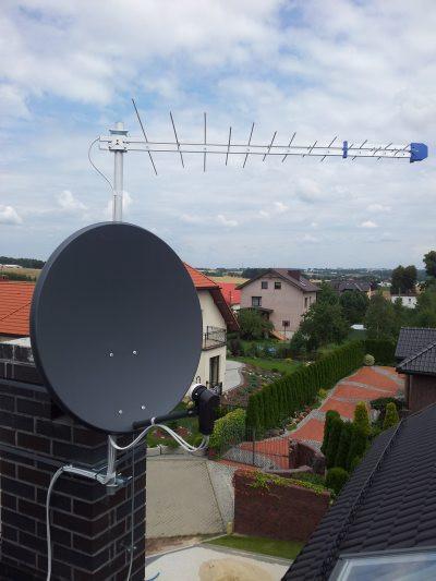 Montaż/Serwis/Ustawianie Anten Satelitarnych oraz Naziemnych DVB-T: zdjęcie 84311719