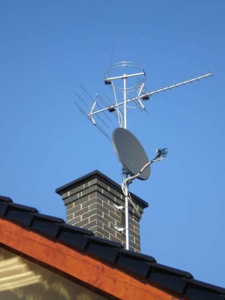 Montaż/Serwis/Ustawianie Anten Satelitarnych oraz Naziemnych DVB-T: zdjęcie 84311723