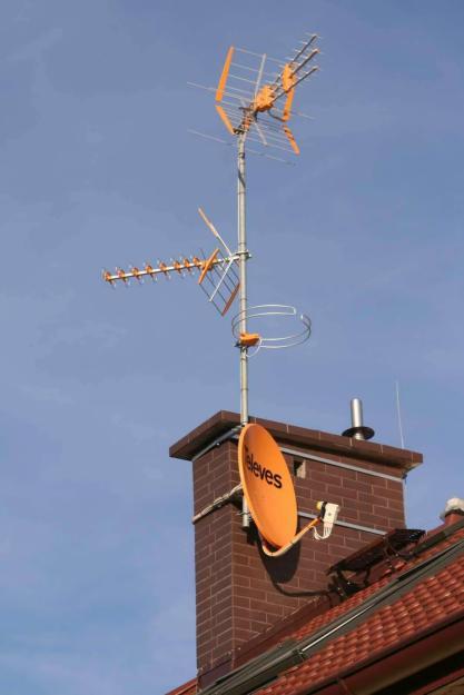 Montaż/Serwis/Ustawianie Anten Satelitarnych oraz Naziemnych DVB-T: zdjęcie 84311725