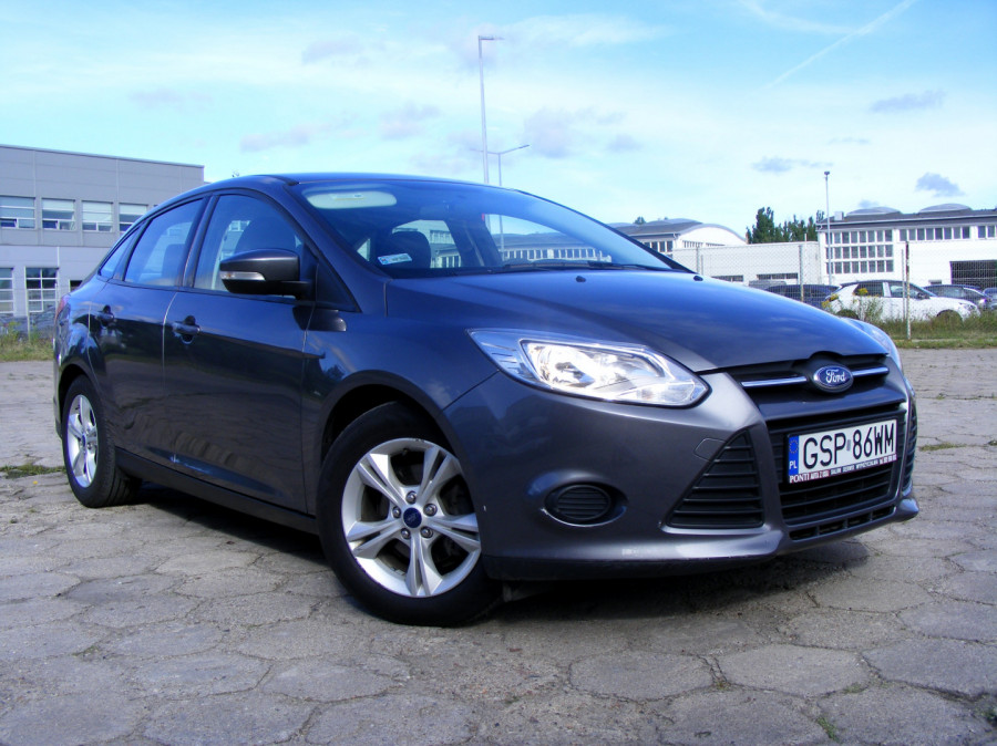 Ford Focus 2014 Automat 165KM