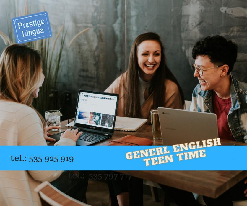 Angielski - zajęcia dla młodzieży: zdjęcie 84542326