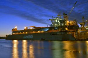 Monter maszyn i urządzeń okrętowych