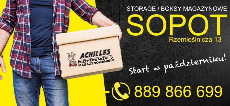 Boksy magazynowe, self storage, magazyn, garaż, przeprowadzki