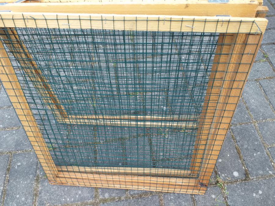 Ogrodzenie dla królika: zdjęcie 85258856