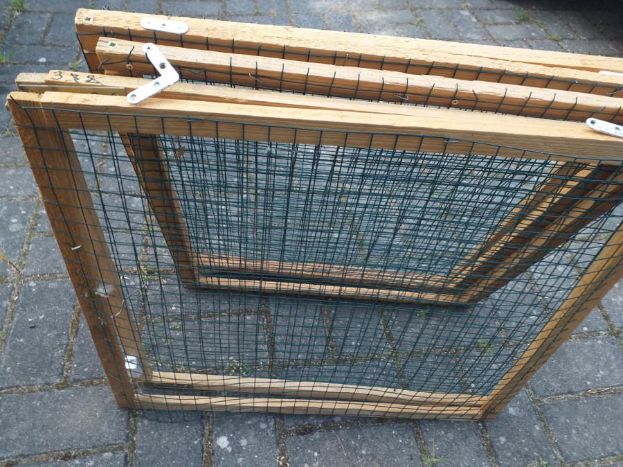 Ogrodzenie dla królika: zdjęcie 85258859