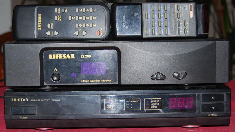 Tuner satelitarny analogowy: zdjęcie 85542415