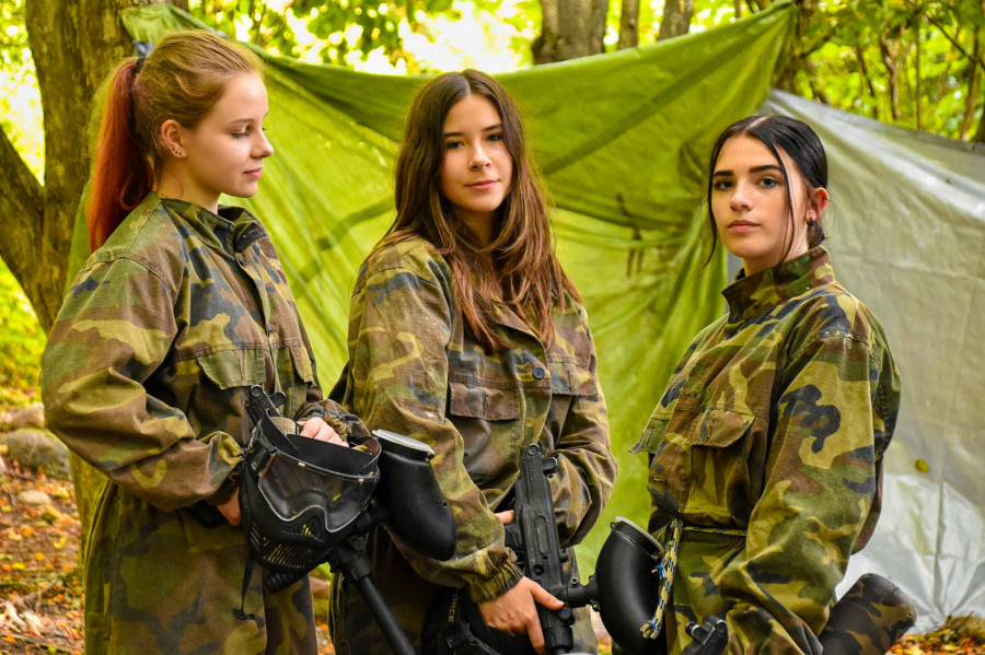 Obóz Paintballowy - ViaCamp.pl - Obozy i Kolonie Młodzieżowe 2021: zdjęcie 85563734