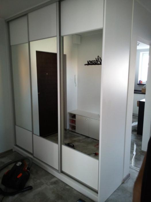 Meble na wymiar kuchnie szafy łazienki garderoby: zdjęcie 85892153