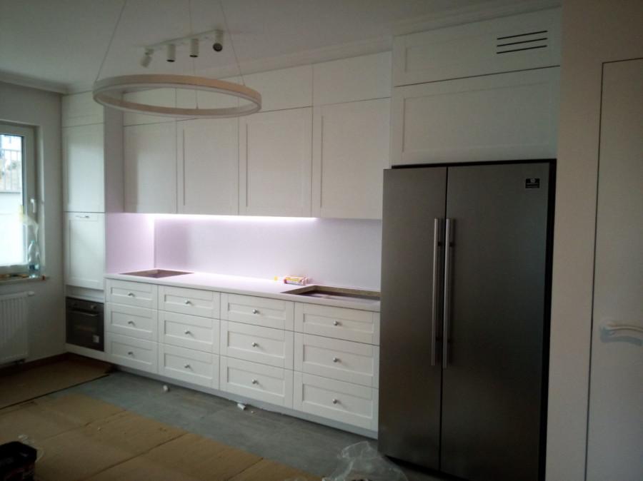 Meble na wymiar kuchnie szafy łazienki garderoby: zdjęcie 85892156