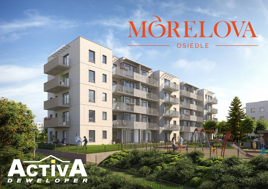Morelova - Activa Deweloper - Gdańsk B1.34: zdjęcie 85901265