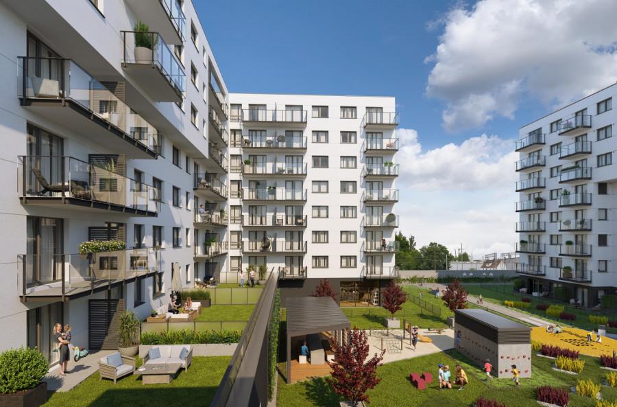 Mieszkanie 3-pok. | Nowy Etap | SKM