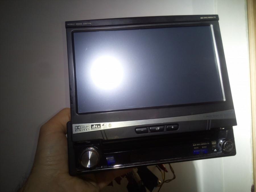 Radio LCD Multi Media Station Player SD/MP3/MPEG4/TV: zdjęcie 86194228