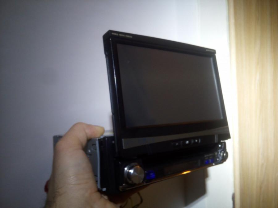 Radio LCD Multi Media Station Player SD/MP3/MPEG4/TV: zdjęcie 86194229