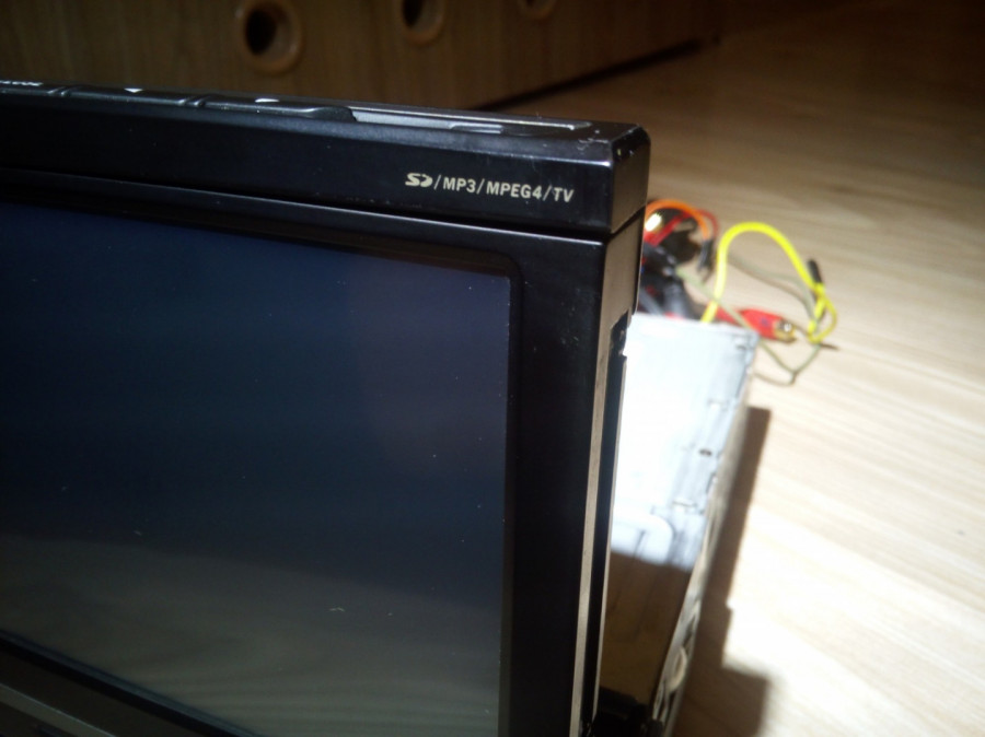 Radio LCD Multi Media Station Player SD/MP3/MPEG4/TV: zdjęcie 86194230
