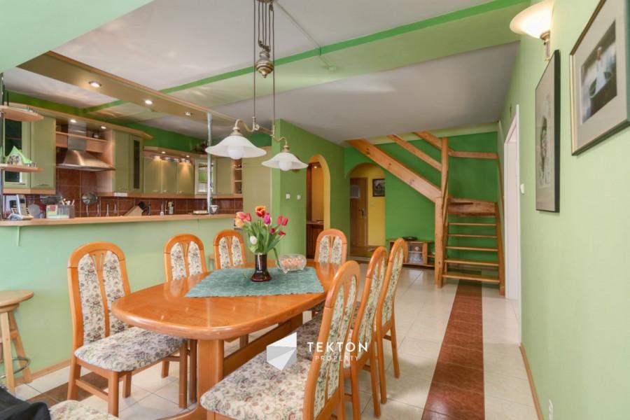 Dwupoziomowe mieszkanie z garażem i 2 piwnicami: zdjęcie 86635165