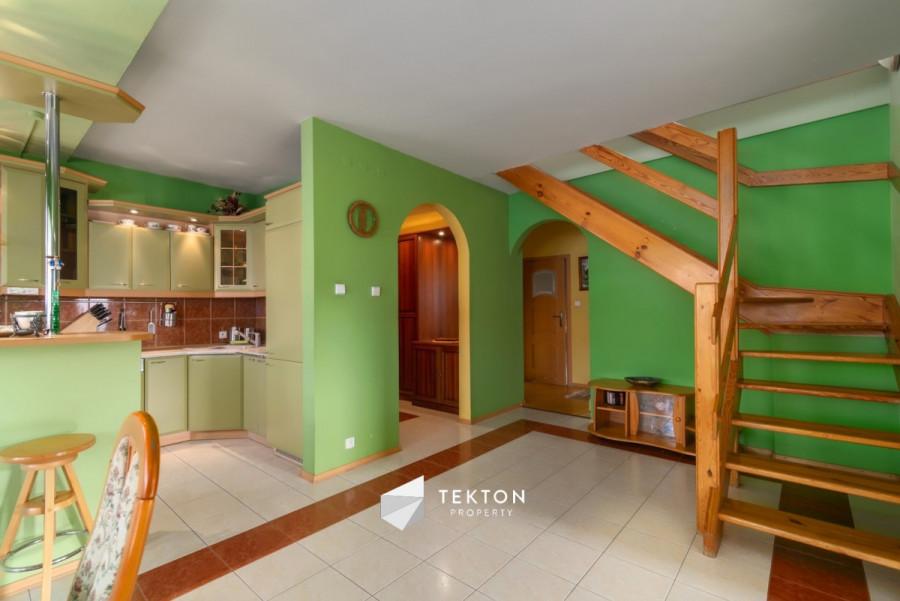 Dwupoziomowe mieszkanie z garażem i 2 piwnicami: zdjęcie 86635166
