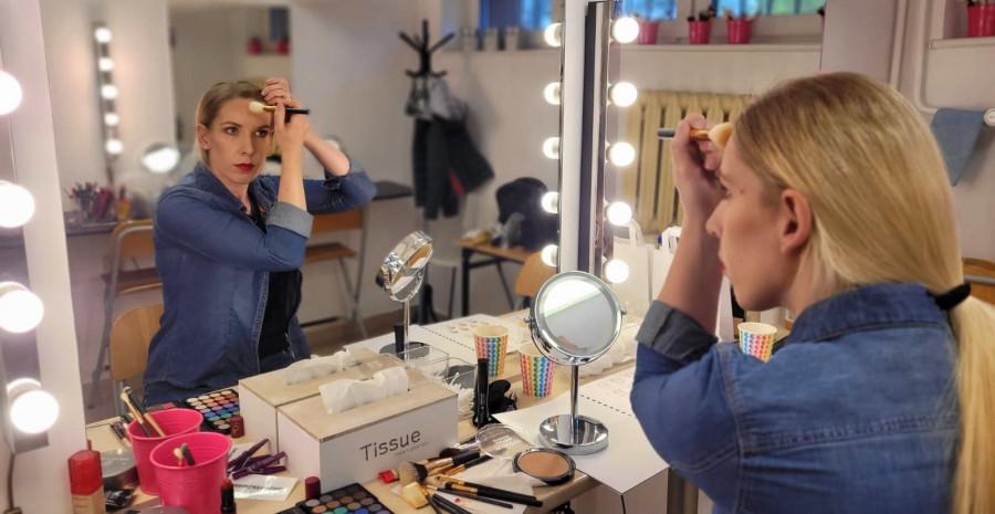 Jak się malować? Czyli kurs makijażu dla samej siebie (16h): zdjęcie 87043600