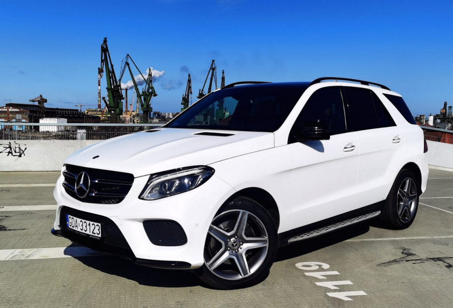 Mercedes Benz GLE 350 4matic